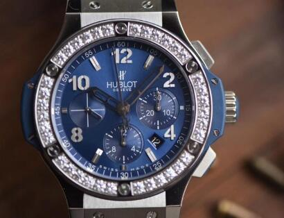 Реплика Hublot Big Bang 341.SX.7170.LR.1204 Diamond
