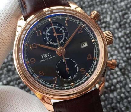 Реплика IWC-Portugieser Chronograph Classic IW390405